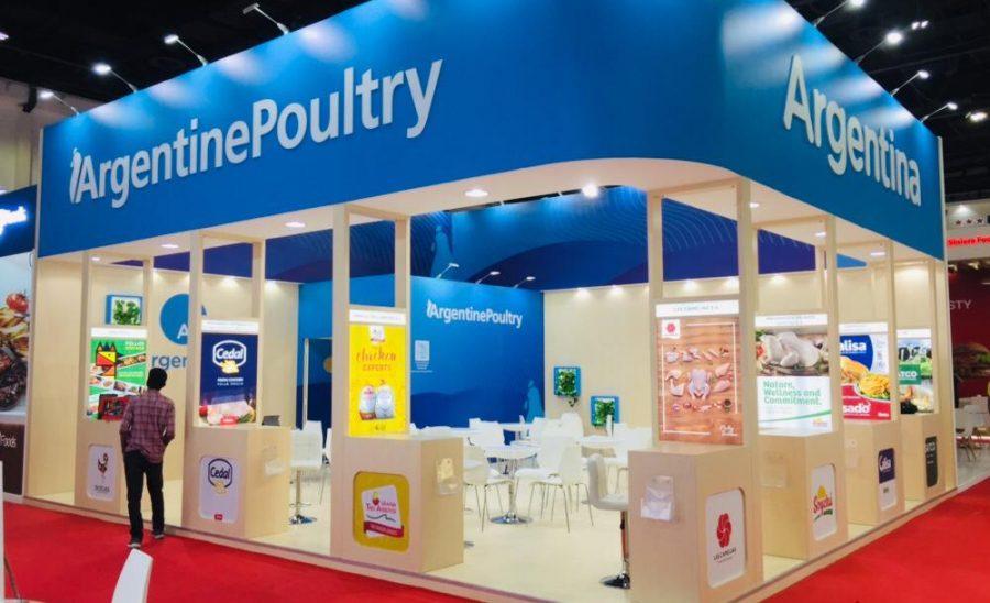 Argentina Poultry pavilion1